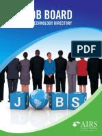 Jobboard Directory 2013