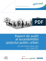 Raport Audit Urban