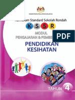 Modul  Pendidikan Kesihatan TAHUN 4