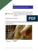 Lectura 4 Sistema Operativo (SO) Microsoft Windows
