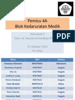 Kelompok 4_Pleno Pemicu 4A_Kedaruratan Medik.ppt