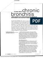 Little - What You Need to Know About Chronic Bronchitis