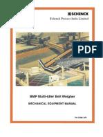 Beltweigher Mechanical Manual