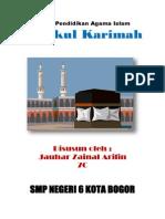 Ahlakul Karimah