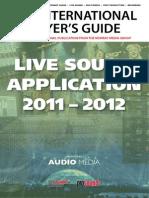 liveSound 2012