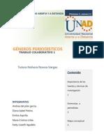 Trabajo Colaborativo Generos Periodisticos Final 401110 2