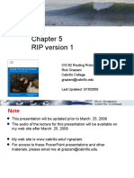 Chapter 5 RIP Version 1