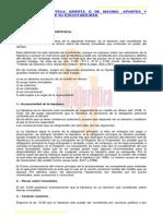 Hipoteca Abierta o de Maximo. Apuntes y Propuestas Sobre Su Ejecutabilidad