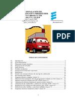 Guia de Instalación Kit Eberspächer Hydronic a Estatica v5