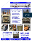 Weekly Email Ad 03 31 08