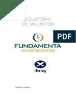 Relatório de Valuation - Hering