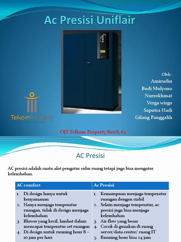 AC Presisi Uniflair   Temperature   Building Technology