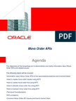 Move Order API