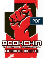 White Damian Bookchin a Critical Appraisal