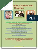 Conversation Activities and Dialogues