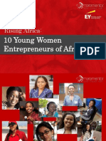 10 Young Women Entrepreneurs of Africa