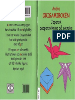 [Ann Louise Hellman] Andra Origamiboken