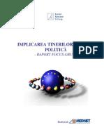 Implicarea Tinerilor in Viata Politica