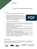Procedimiento Calificacion para Importacion Vehiculos.pdf