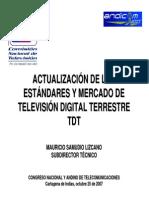 Standares de TDT