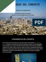 1.- Generalidades Tecnología Del Concreto