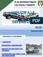 Conducir a La Defenciva