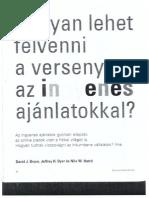 Harvard Business Review Cikke Az Ingyenessegr__l