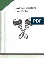 1)Manual Del Santero en Cuba UNO