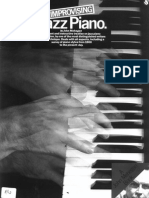 Improvising, Jazz Piano
