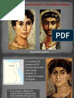 4 5 2 - los retratos del faym y los mosaicos