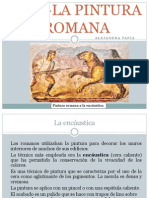 4 5 1 -la pintura romana