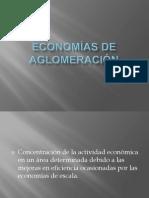 Economías de Aglomeración Final