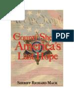 Your Sherrifs - America's Last Hope
