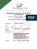 Interacción 02 - Foro II UNIDAD