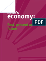 Qatar Economy Past Present and Future