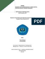 Tugas Paper Kriptologi