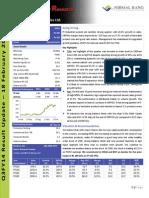 20140218 P I Industries Limited 55 QuarterUpdate