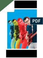 Weezer Guitar World November 2014