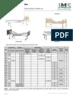 MU005P MANUAL Camas e Estrados Articulados Eletricos