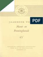 De vondst Zutphen 1958 / door H. Enno van Gelder