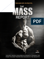 The Deisel Strength Mass Report