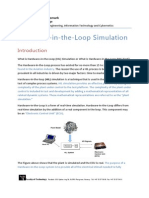 Introduction to HIL Simulation
