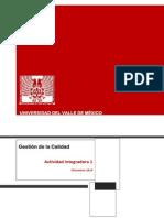 Descripción de puesto de acuerdo a la gestión de calidad