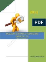 Analiza Economica - Partea a II-A