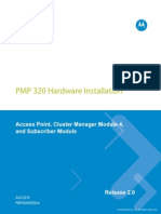 PMP 320 Hardware Installation e2 0