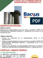 RESPONSABILIDAD SOCIAL DE BACKUS