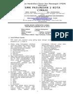 Soal Uas Ganjil 2014-2015 Pilihan Ganda Dan Essay Produktif (Sistem Komputer)-Kelas Xi