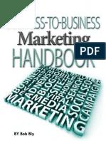 B2B Handbook