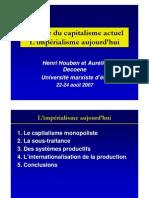 Analyse Du Capitalisme Actuel Impérialisme_aujourdhui