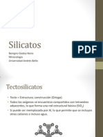 Silicatos - Tectosilicatos